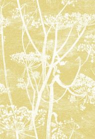 Cole & Son for Lee Jofa: Cow Parsley F111/5020.CS.0 White & Chartreuse