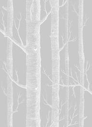 Cole & Son for Lee Jofa: Woods F111/7025L.CS.0 Soft Grey