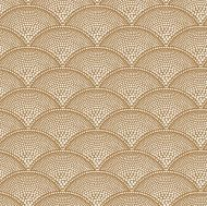 Cole & Son for Lee Jofa: Feather Fan F111/8032.CS.0 Ginger