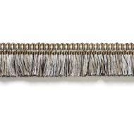 Scalamandre: Shimmer Brush Fringe SC 0005 FC1495 Smoke