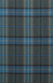 Mulberry Home: Shetland Plaid FD344.H101.0 Blue