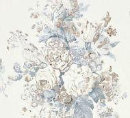Grey Watkins for Scalamandre: Sybilla Bouquet GW 0001 16621 Frost