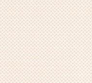 Grey Watkins for Scalamandre: Dash & Dot Print GW 0002 16618 Pink Lemonade