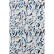 Hunt Slonem for Lee Jofa: Finches GWP-3412.516.0 Blue/Beige