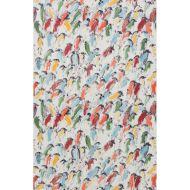 Hunt Slonem for Lee Jofa: Finches GWP-3412.954.0 Multi/Ivory