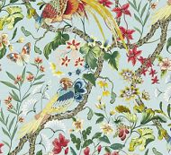 Old World Weavers for Scalamandre: Botany Bay JP 0001 1340 Sky Multi