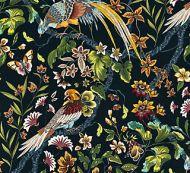 Old World Weavers for Scalamandre: Botany Bay JP 0002 1340 Black Ruby