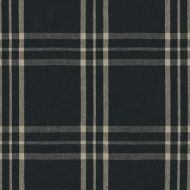 Ralph Lauren: Crosswind Plaid LCF65844F Black/Linen