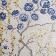 Sarah Richardson Harmony for Kravet: Peony Tree PEONYTREE.523.0 Ultramarine