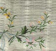 Old World Weavers for Scalamandre: Rossetta SB 0002 9382 Peach Black