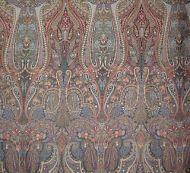 Old World Weavers for Scalamandre: Livonia SB 0002 7811 Black Multi