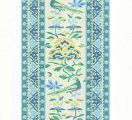 Scalamandre: Royal Peony Linen Print SC 0001 16613 Coastal