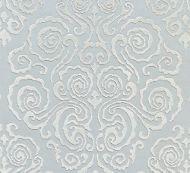 Scalamandre: Cirrus Velvet Damask SC 0001 27219 Mist