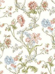 Scalamandre: Andrew Jackson Floral SC 0001 WP88432 Countryside
