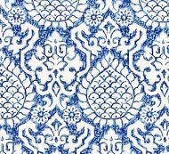 Scalamandre: Surat Embroidery SC 0003 27217 Porcelain