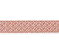 Scalamandre: Ornamental Embroidered Tape SC 0003 T3320 Coral
