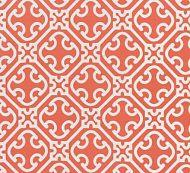 Scalamandre: Ailin Lattice Weave SC 0004 27214 Coral