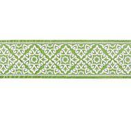 Scalamandre: Ornamental Embroidered Tape SC 0004 T3320 Jade