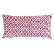 Schumacher: Buti & Tuk Tuk Pillow SO17923118 Pink & Yellow