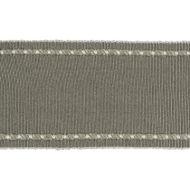 Kravet: Cable Edge Band T30733.818.0 Fog