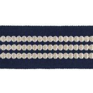 Kate Spade for Kravet: Triple Dot T30735.551.0 Navy