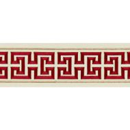 Scalamandre: Imperial Embroidered Tape SC 0006 T3280 Lacquer