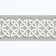 Scalamandre: Celtic Embroidered Tape SC 0003 T3282 Mineral