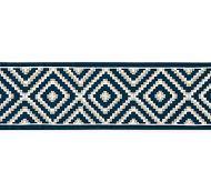 Scalamandre: Medina Embroidered Tape SC 0004 T3306 Indigo