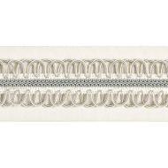 Scalamandre: Colette Braided Tape SC 0001 V1242 Cloud
