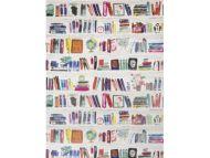 Kate Spade for Kravet: Bella Books W3332.519.0 Confetti