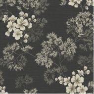 Winfield Thybony for Kravet: Flora WBP10100.WT.0 Charcoal