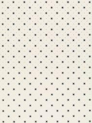 Hinson for Scalamandre: Trixie WHN 000E P1003 Black/Gold on White