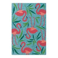 Company C: Fancy flamingo Rug