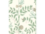 Cole & Son WP: Whimsical Secret Garden 103/9031.CS.0 Soft Green