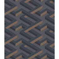 Cole & Son: Luxor 105/1001.CS.0 Charcoal