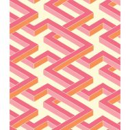 Cole & Son: Luxor 105/1004.CS.0 Pink
