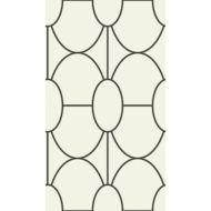 Cole & Son: Riviera 105/6026.CS.0 Black and White