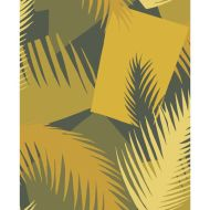 Cole & Son: Deco Palm 105/8035.CS.0 Yellow