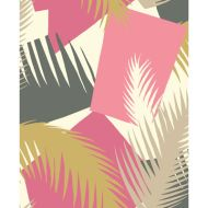Cole & Son: Deco Palm 105/8038.CS.0 Pink