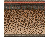 Cole & Son WP: Ardmore Zulu Border 109/13060.CS.0 Red & Brown