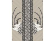 Cole & Son WP: Ardmore Jabu 109/3013.CS.0 Linen & Black