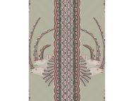 Cole & Son WP: Ardmore Jabu 109/3018.CS.0 Olive and Pink
