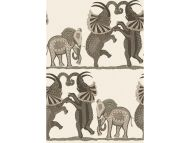 Cole & Son WP: Ardmore Safari Dance 109/8036.CS.0 Neutral & Charcoal