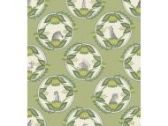 Cole & Son WP: Ardmore Cameos 109/9042.CS.0 Green