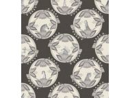 Cole & Son WP: Ardmore Cameos 109/9043.CS.0 Black & White