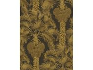 Cole & Son WP: Martyn Lawrence Bullard Hollywood Palm 113/1001.CS.0 Charcoal & Gold