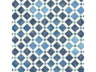 Cole & Son WP: Martyn Lawrence Bullard Zellige 113/11032.CS.0 China Blue & White