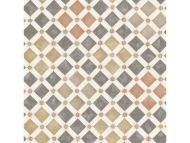 Cole & Son WP: Martyn Lawrence Bullard Zellige 113/11034.CS.0 Spice & Charcoal