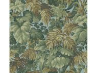 Cole & Son WP: Martyn Lawrence Bullard Royal Fernery 113/3008.CS.0 Khaki & Print Room Blue