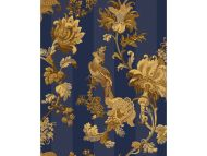 Cole & Son WP: Martyn Lawrence Bullard Zerzura 113/8024.CS.0 Royal Blue & Gold